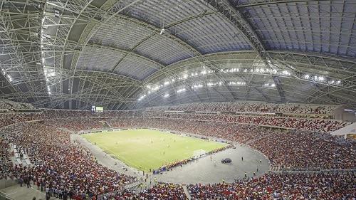 シンガポールでサッカー国際試合「インターナショナル・チャンピオンズ・カップ」 - シンガポール経済新聞