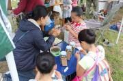 鴨川で子ども向け仕事体験イベント イベント通貨「あわっこマネー」で買い物も
