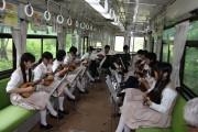 いすみ鉄道「マンドリン・ギター列車」運行へ 地元・大多喜高校が応援