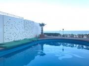 御宿のホテル「サヤンテラス」が一部刷新 ボルダリング施設やカフェも