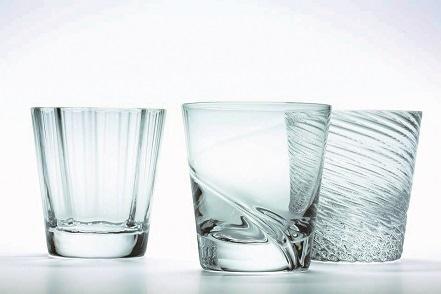 菅原工芸硝子のコップ