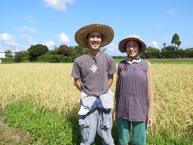 鶴渕真一さんと修子さん