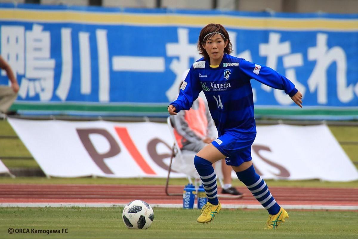 村岡真実選手