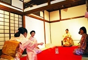 吾妻橋で和装の江戸文化体験イベント-「すみだ川アートプロジェクト」で