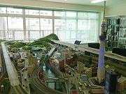 本所に鉄道模型・レンタルレイアウト専門店「レイルガーデン」-大人の癒やし空間めざす