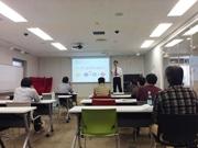 本所吾妻橋で起業入門セミナー 女性・若者・シニア層対象に基礎知識指南