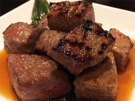 提供メニューの一つ「魁〈サキガケ〉!! オトコ肉」