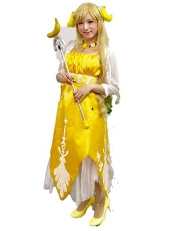 「バナナ姫ルナ」