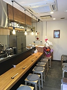 墨田・向島に「ベジ&フィッシュ」 有機野菜と海鮮の天ぷらうどんなど提供
