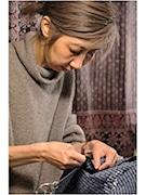 ニコ生番組「ハロー職1」に墨田の和装仕立職人 若い世代に着物の魅力伝える