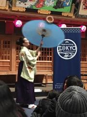 両国・江戸東京博物館で日本の伝統文化ワークショッ