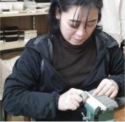 ニコ生に向島の刷毛ブラシ職人 伝統の手植え技術を語る