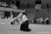 墨田区合気道連盟が初の演武大会 墨田区民体育祭の一環