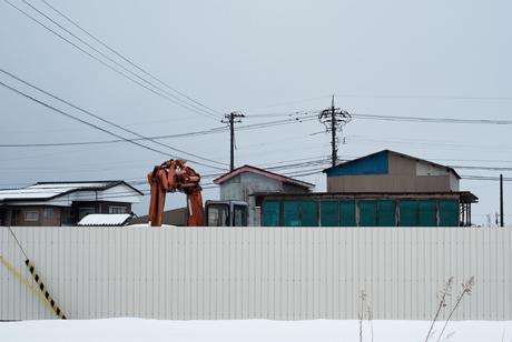 墨田のアート空間「あをば荘」で風景写真・三人展 ワークショップも