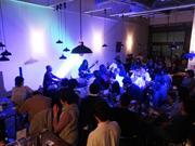 北インド古典音楽を即興で 墨田・横川のカフェでコンサート