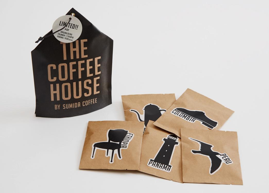 コーヒーバッグセット「THE COFFEE HOUSE」LIMITED#2