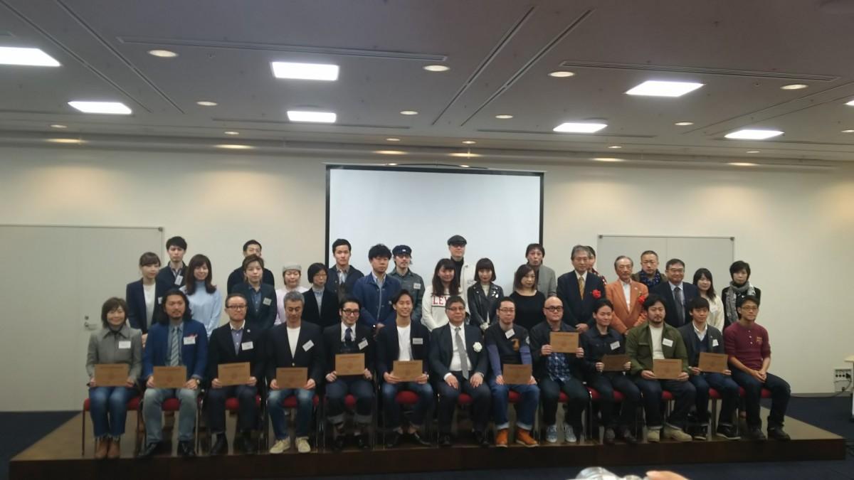 合格者を代表する11人が集まった