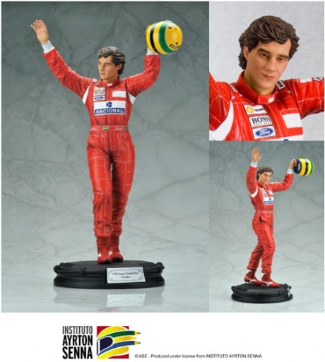 ©ASE - Produced under license from INSTITUTO AYRTON SENNA