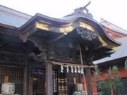 昭島の日吉神社、ツイッターで「神社の日常」つぶやく