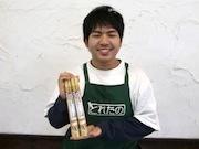 一橋大生が運営する「とれたの」で国立薬膳カレーうどんを販売