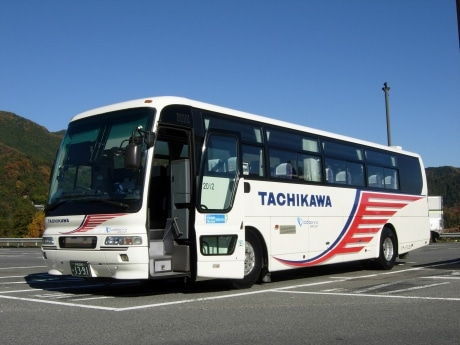 「拝島・昭島・立川-飯田線」使用車両