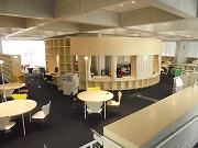 立川の柴崎図書館がリニューアル-複合施設として一小敷地内に移転