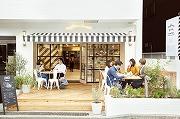 立川にソーシャルアパートメント併設のベーカリーカフェ-表参道の有名店と提携