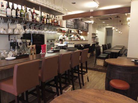 「Bistro&Bar Quinque(クインクエ)」