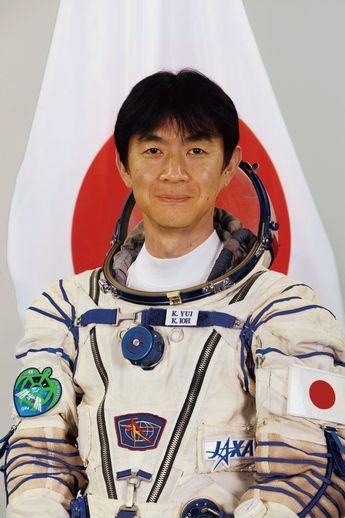 油井亀美也(きみや)宇宙飛行士 提供JAXA/GCTC