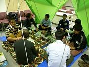 立川でイクメン講座「パパトーク」 アウトドアと子育てをテーマに