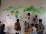 昭和記念公園で「旅いくキッズフェスタ」 アートリレーやキッズマルシェも