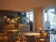 国分寺の都立多摩図書館にカフェ パンとスコーンの「キィニョン」
