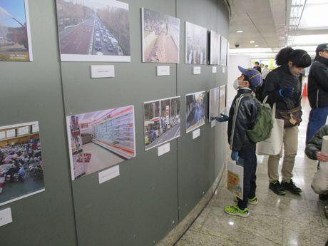 昭島で「防災展2017」 都主催、もしもに備え体験など分かりやすく