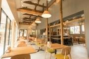 国立・谷保に「千丑茶屋」 地元農家がレストランをオープン