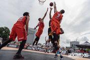 昭和記念公園で3人制プロバスケエキシビションマッチ 1日限定女子大会も