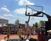 3人制プロバスケ「立川ダイス」開幕戦 立川ラウンドは3位