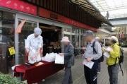 立川で「つまみぐい」ウオーキング開催へ 市内52店舗が参加