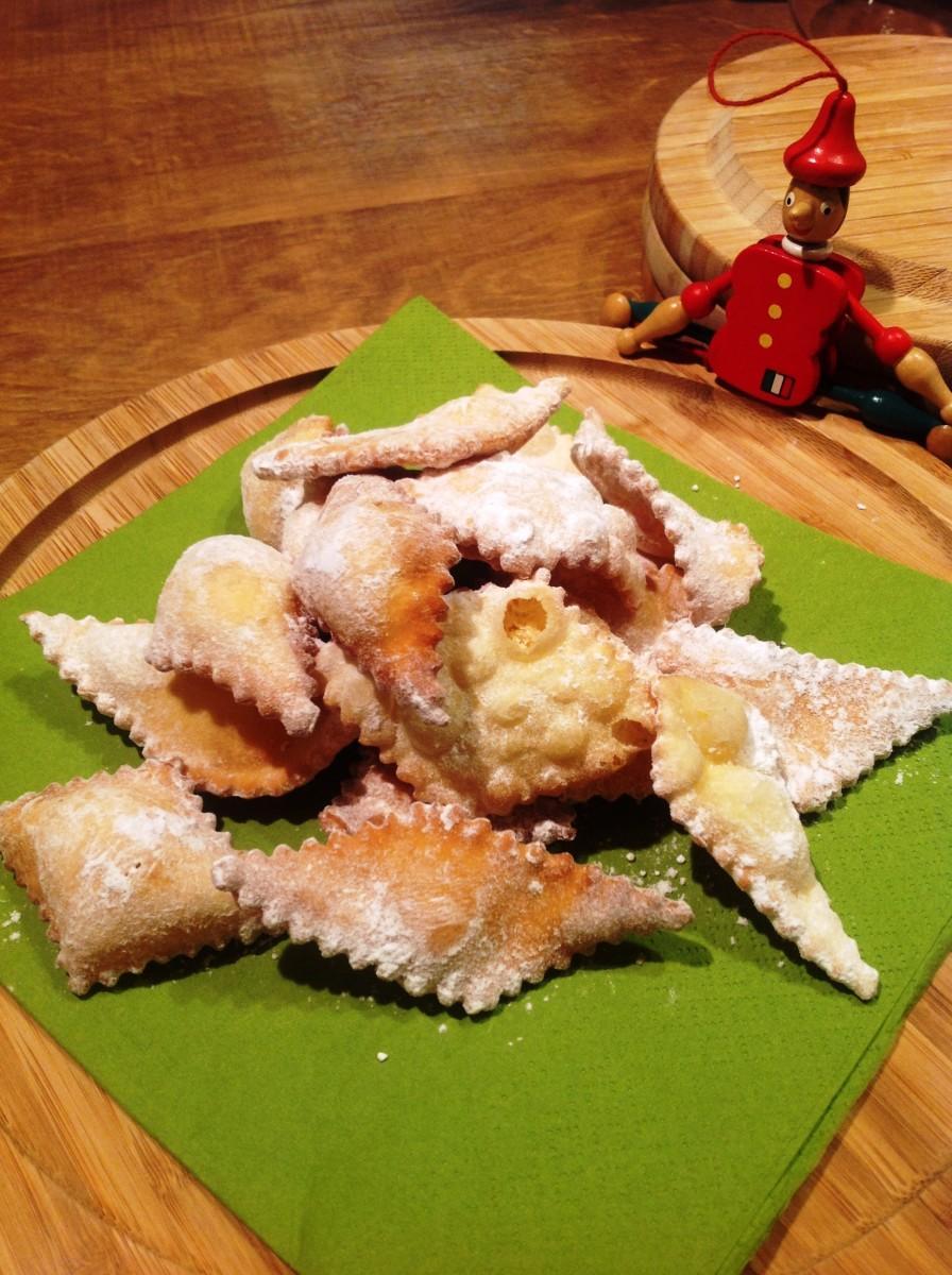 国立でイタリア菓子進呈イベント 本場「謝肉祭」に併せ、解説付きディナーも