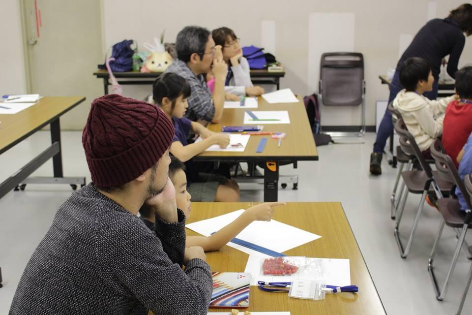 「ヒガシヤマト未来大学」講座の様子