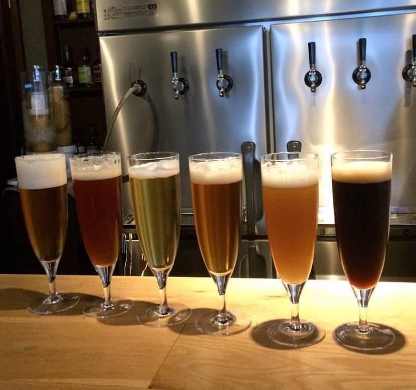 以前のイベントで提供されたクラフトビール