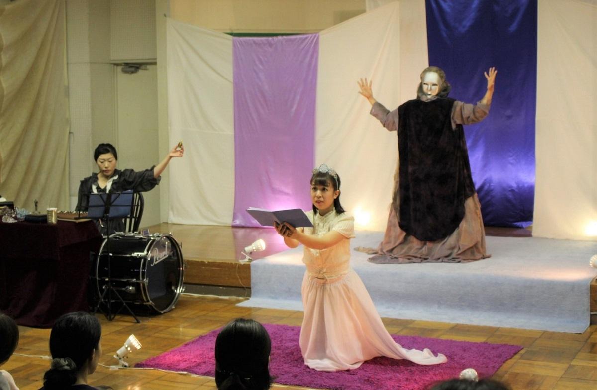 演目「にんぎょ姫」