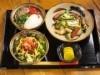 立川の「沖縄そば食堂 海辺のそば屋」が3周年 沖縄料理セットの定食メニューも
