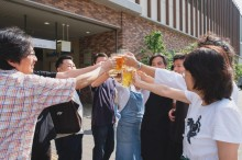 飲み歩きイベント「くにたちビアガーデン」開催へ ジョッキ購入で割引などの特典も