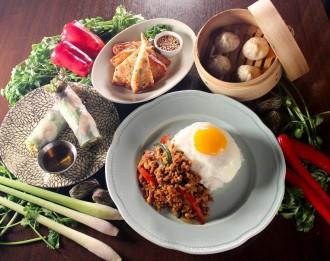 立川・グリーンスプリングスに「アジアンビストロDai」 タイ料理から韓国料理・点心まで