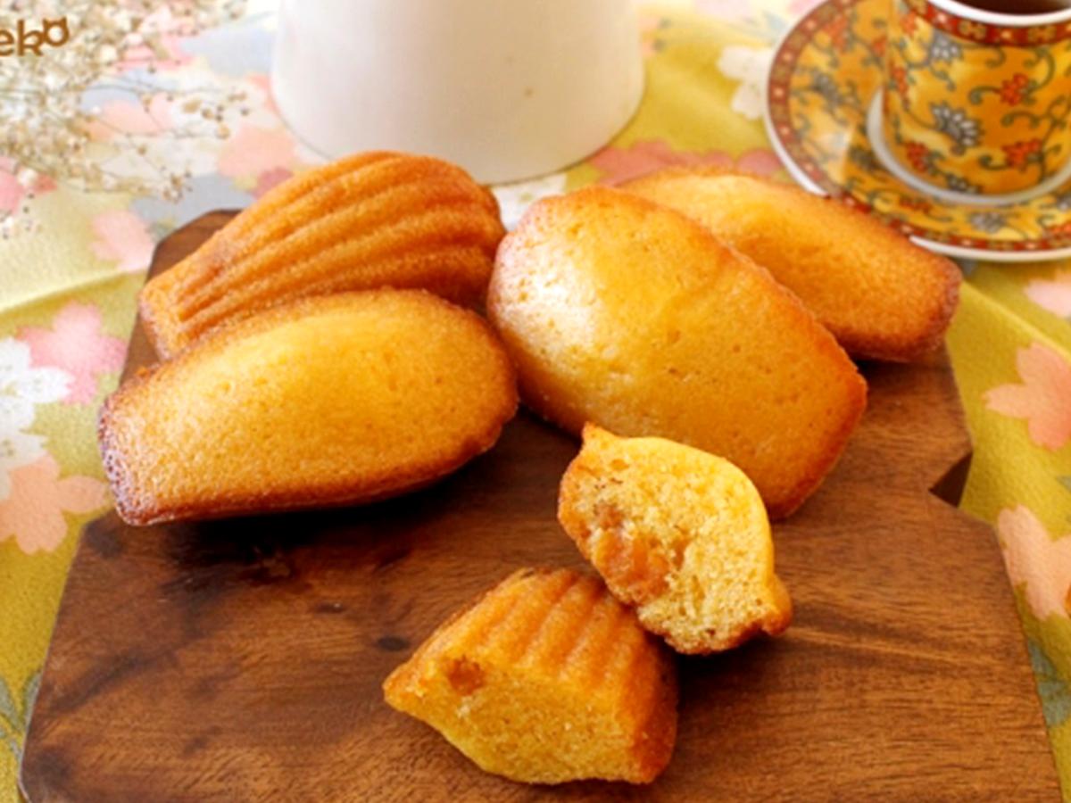 日本人パティシエの玉置さんが作る「ねこレーヌ」(1箱350台湾ドル)