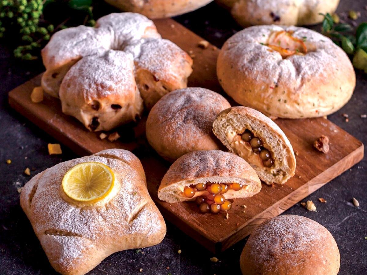 台北・大安区にオープンするパン屋「Share le pain」が販売する柔らかい西洋式パン