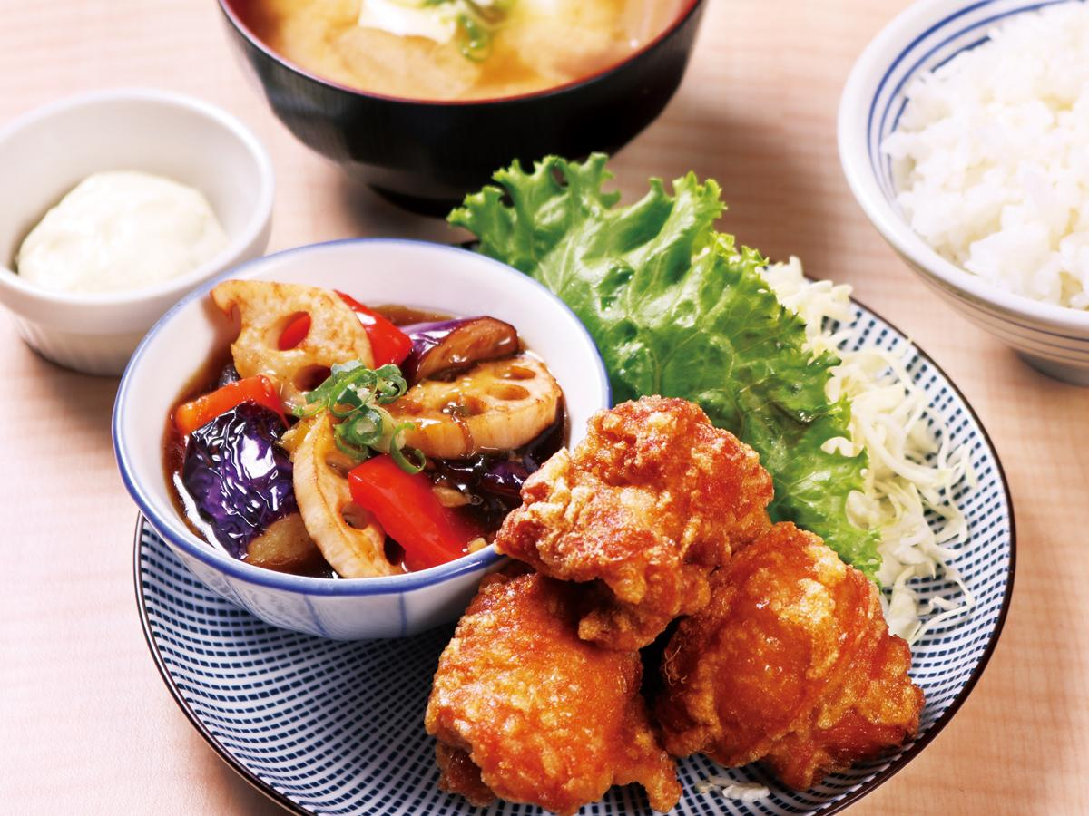さち福や台湾1号店 日本同様の定食メニューを販売