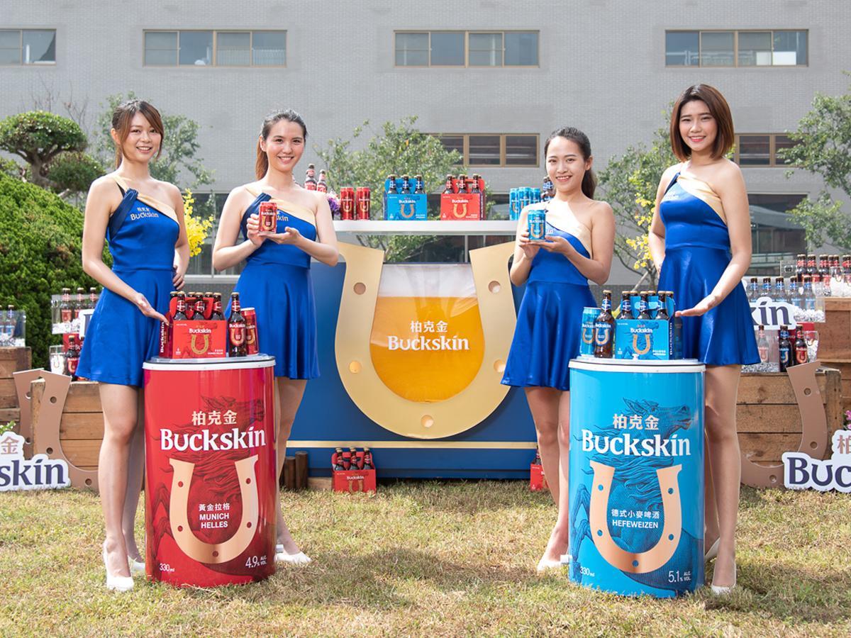 台湾の「金車グループ」がビールの発売を開始。イベントの様子