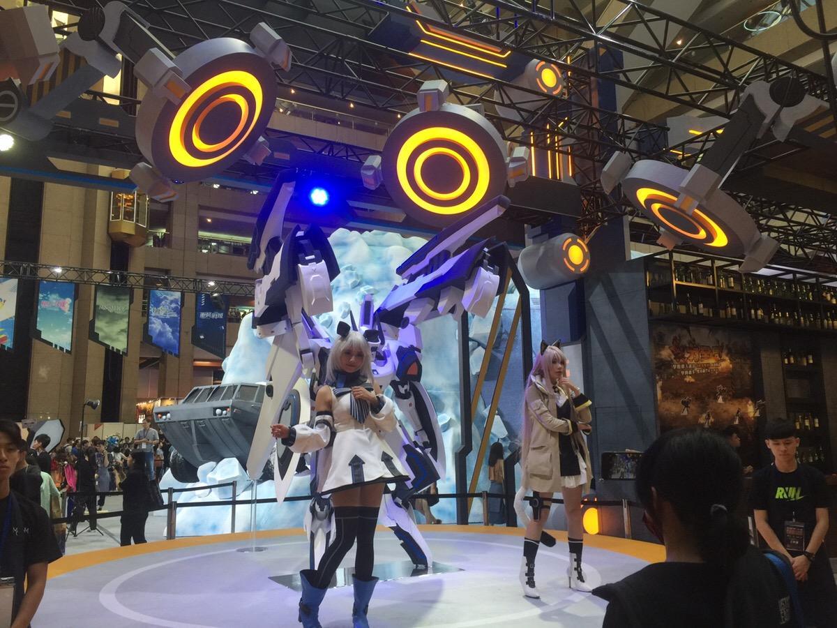 台北世界貿易センターで「漫画博覧会」