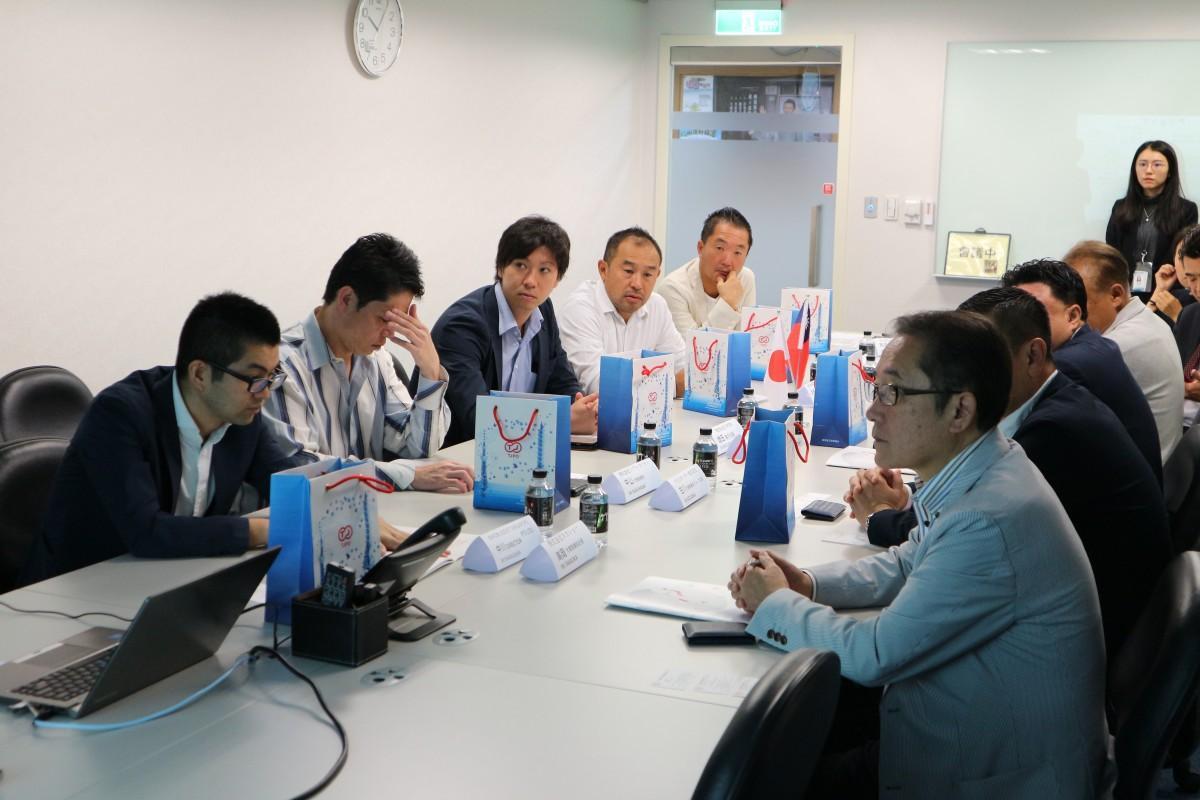 「アジア経営者連合会アジア支局ビジネスフォーラム in 台北」の会議の様子